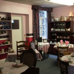 Pink's Place Tea Room